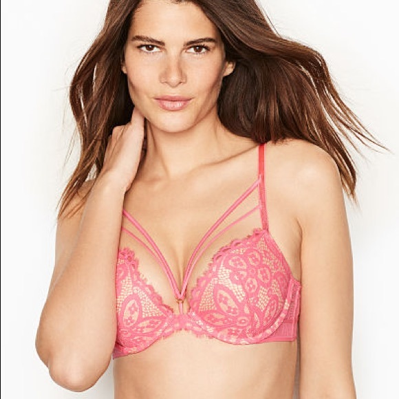 Victoria's Secret Other - NWT Victoria's Secret Strappy push up bra